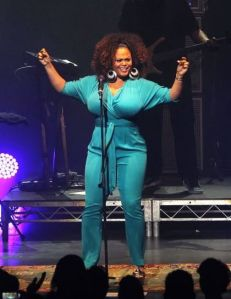 Jill Scott Jumpsuit