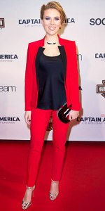 Scarlett Johansson Michael Kors Wardrobe Staple