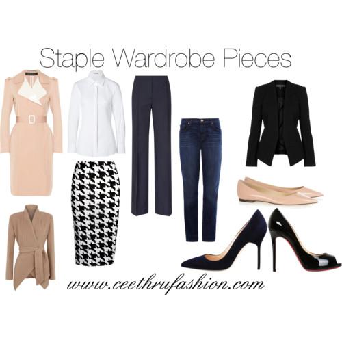d440f96e8d Building Your Closet  Staple Wardrobe Pieces! – CEETHRUFASHION