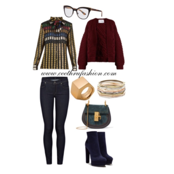 Outfits of the Week |12.30.16