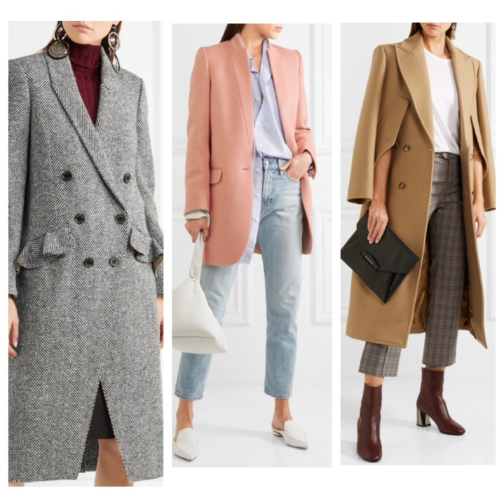 Stay Warm | 5 Coats Styles You Need This Fall & Winter