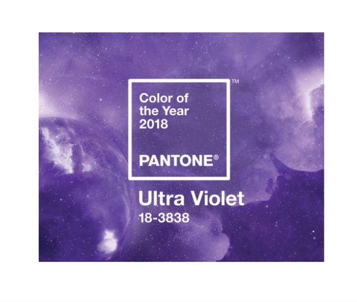 Ultraviolet | How to wear the 2018 Pantone Color without Looking like Barney
