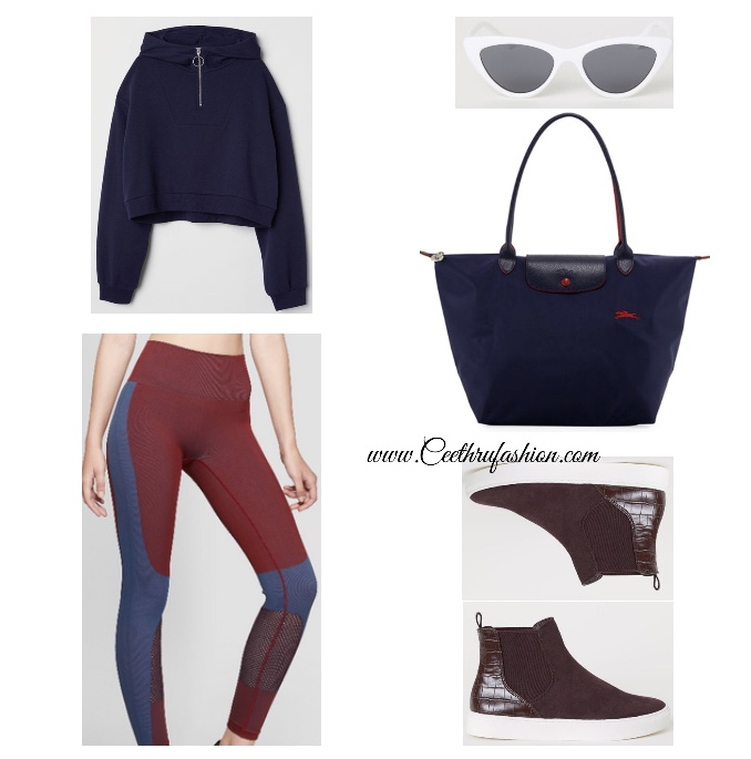 Athleisure Look3