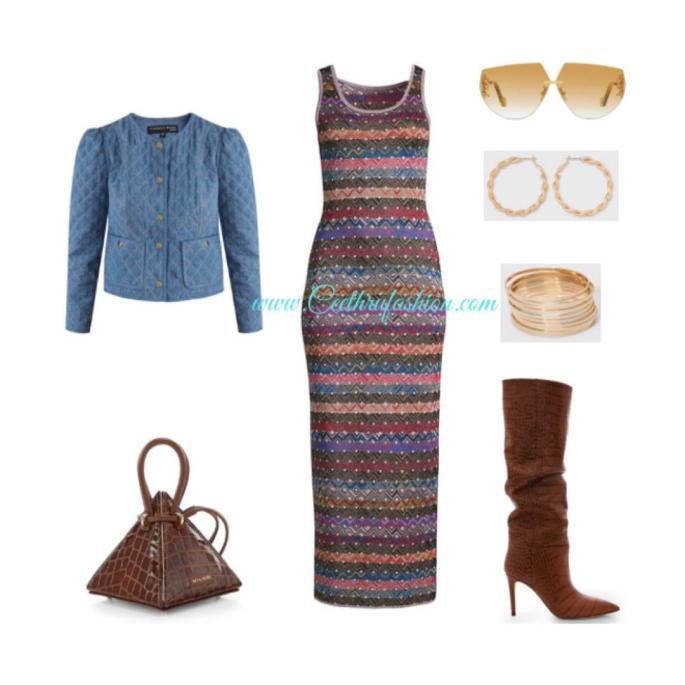 #springoutfit #outfit #ootd #fashion #style #highlowfashion #budgetfashion