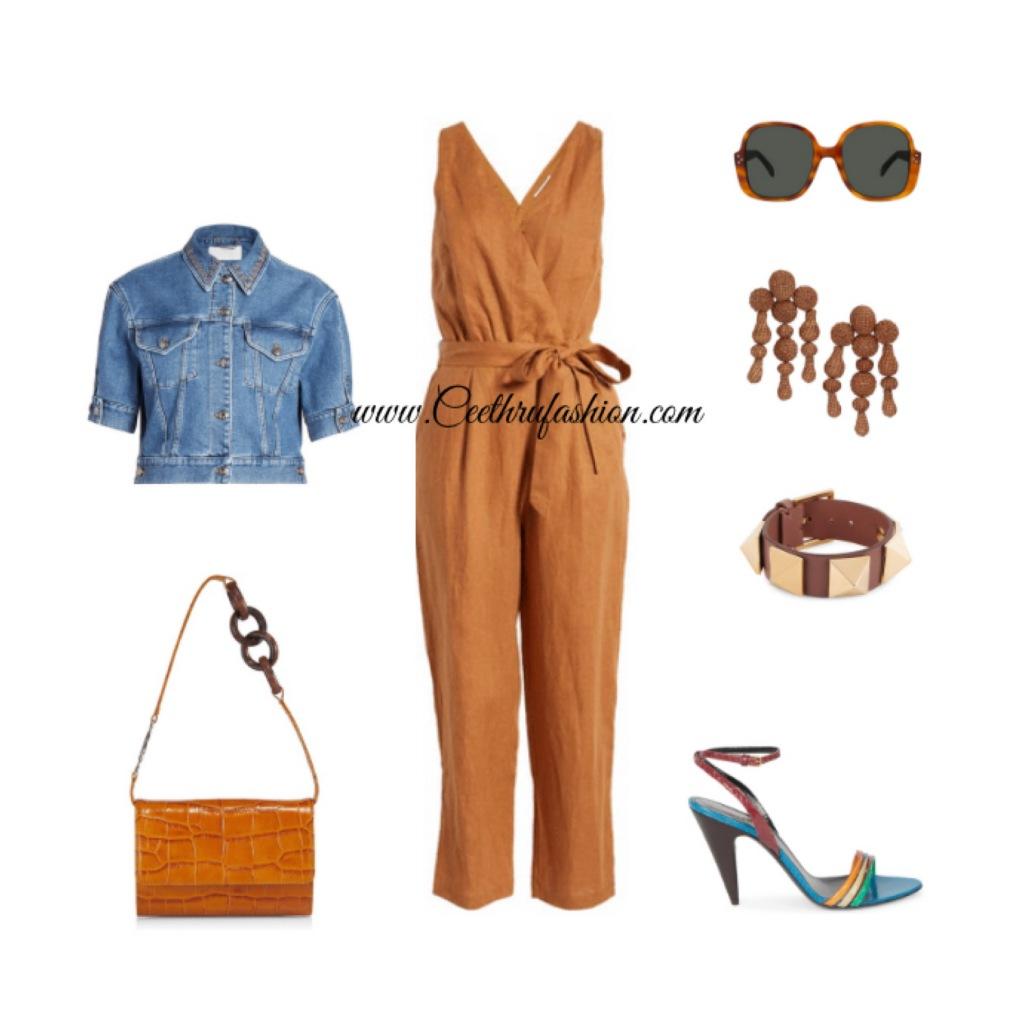 #croppedjacket, #jumpsuit, #onepiece, #cuff #leatherbracelet, #denimjacket, #romper, #Chloe, #saintlaurent, #ysl, #dannijo, #brothervellies, #celine, #designer, #fashion, #highlowfashion, #budgetfriendly, #lupus