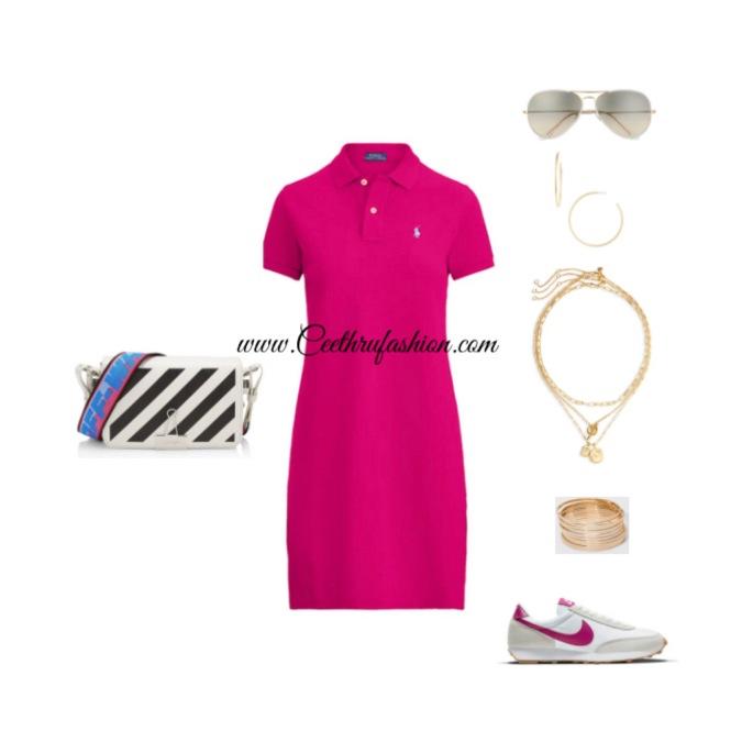#springfashion #ootd #sundayfunday #outfitoftheday #dresses #preppy #casualsunday #shirtdress #crossbody #highlowfashion #budgetfriendly #lupus #streetfashion #offwhite #polo #ralphlauren #nike #madewell #rayban #target #targetstyle