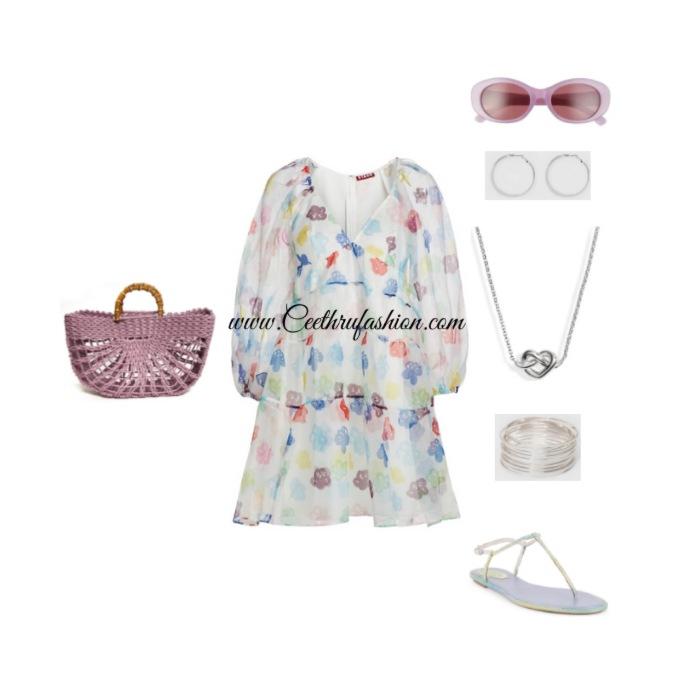 #wearpurple #purple #lupus #lupusawareness #lupusawarenessmonth   #springfashion #streetstyle #springstyle #springoutfit #ootd #outfitoftheday #springlook #staud #btblosangeles #katespadenewyork #nordstrom #target #bp #renecaoville #babydoll #babydolldress #blackfashionblogger #brownfashionblogger #budgetfriendly #highlowfashion #retro