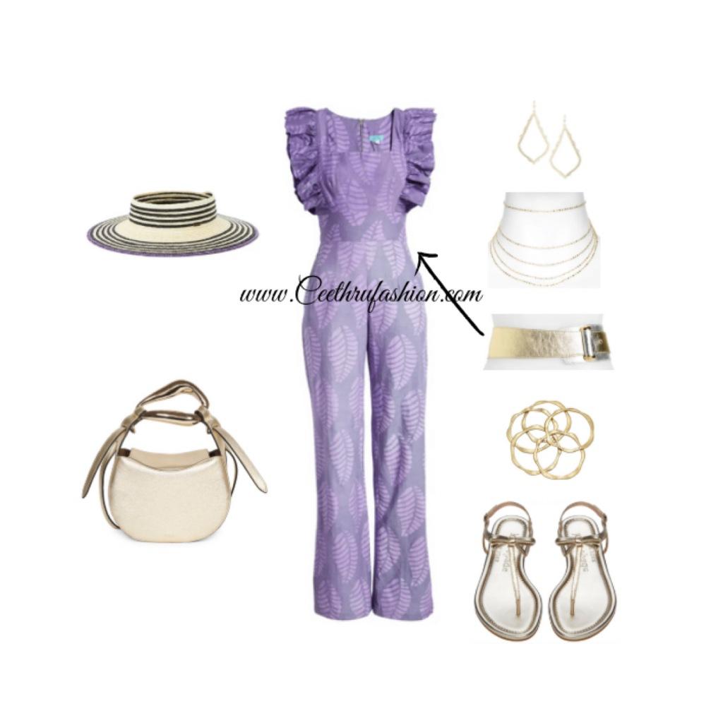 #wearpurple #purple #lupus #lupusawareness #lupusawarenessmonth   #springfashion #streetstyle #springstyle #springoutfit #ootd #outfitoftheday #springlook #onepiece #jumpsuit #romper #sika  #sikadesigns #chloe #katespadenewyork #ksny #raina #kendrascott #panacea  #brixton #bellauno #kohls #bangles #blackfashionblogger #brownfashionblogger #budgetfriendly #highlowfashion