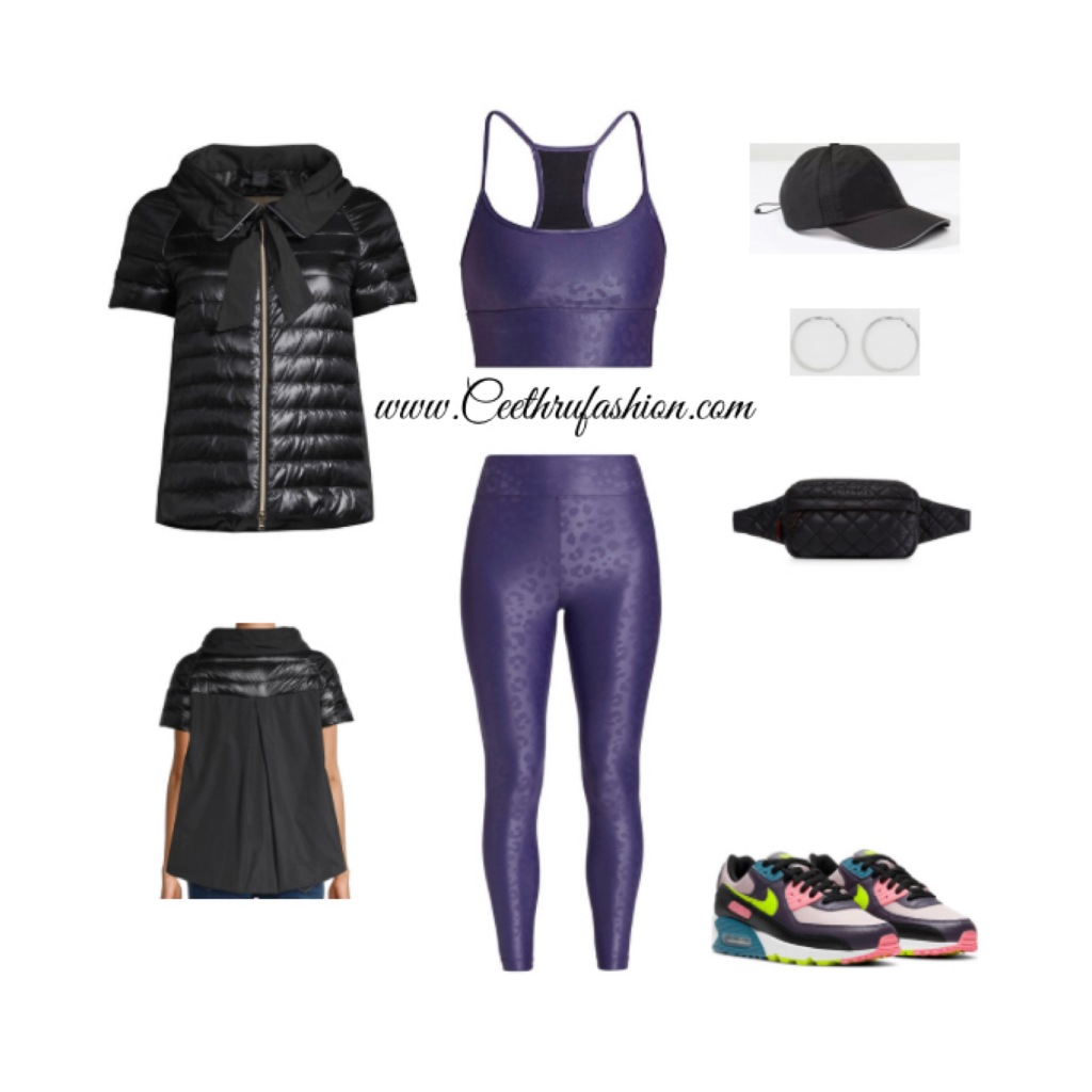 #lupus #lupusawareness #lupusawarenessmonth #athleisure #loungewear #workoutwear #streetstyle #wearpurple #purple #leggings #sportsbra #downjacket #nike #airmax #airmax90 #sweatybetty #Herno #mzwallace #Koral