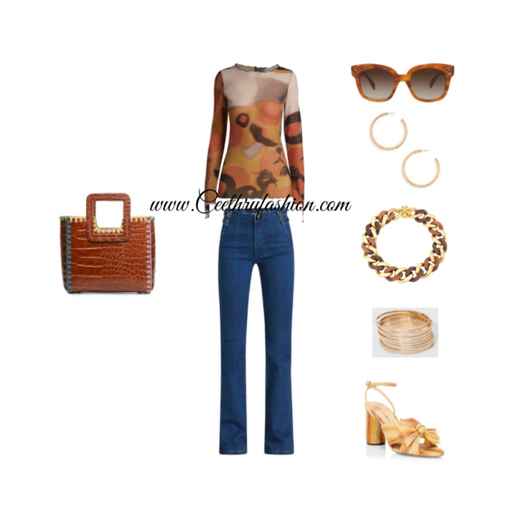#summer #summerfashion #summerstyle #orlandofashionbloggers #brownfashionbloggers #floridafashionbloggers #fashion #lupus #jw #style #highlowfashion #statementjewelry #floridafashionbloggers #outfits #orlandoflorida #readytowear #virtualstyling #streetstyle #summeroutfit #springseason #budget #ootd #liketk.it #mesh #hotgirlsummer #summerlook #sheer #streetwear #summer2021 #blackfashionbloggers #celine #staud #target #veronicabeard #toryburch #loefflerrandall #panacea #nordstrom #saks #saksfifthavenue