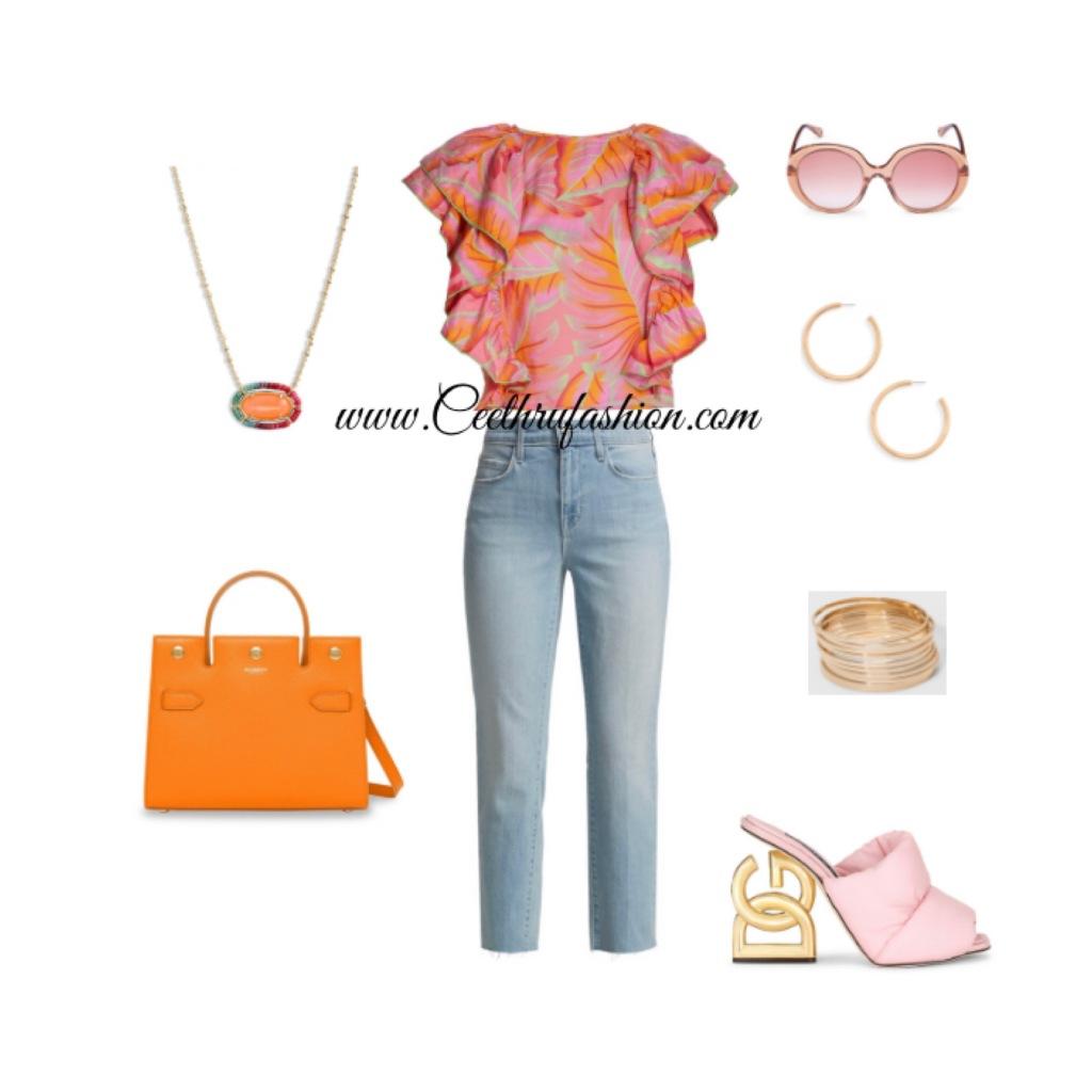 #summer #summerfashion #summerstyle #orlandofashionbloggers #brownfashionbloggers #floridafashionbloggers #fashion #lupus #jw #style #highlowfashion #statementjewelry #floridafashionbloggers #outfits #orlandoflorida #readytowear #virtualstyling #streetstyle #summeroutfit #springseason #budget #ootd #liketk.it #mesh #hotgirlsummer #summerlook #sheer #streetwear #summer2021 #blackfashionbloggers #farmrio #lagence #burberry #dolceandgabbana #dg #target #chloe #panacea #kendrascott
