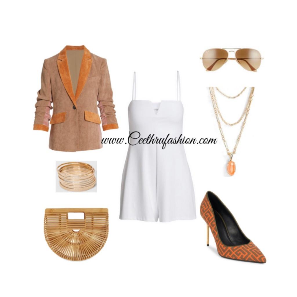#summer #summerfashion #summerstyle #orlandofashionbloggers #brownfashionbloggers #floridafashionbloggers #fashion #lupus #jw #style #highlowfashion #statementjewelry #floridafashionbloggers #outfits #orlandoflorida #readytowear #virtualstyling #streetstyle #streetwear #summeraccessories #budget #ootd #liketk.it #statementearrings #jumpsuit #romper #blazers #onepiece #cinqasept #balmain #cultgaia #target #rayban #susanamonaco #kendrascott