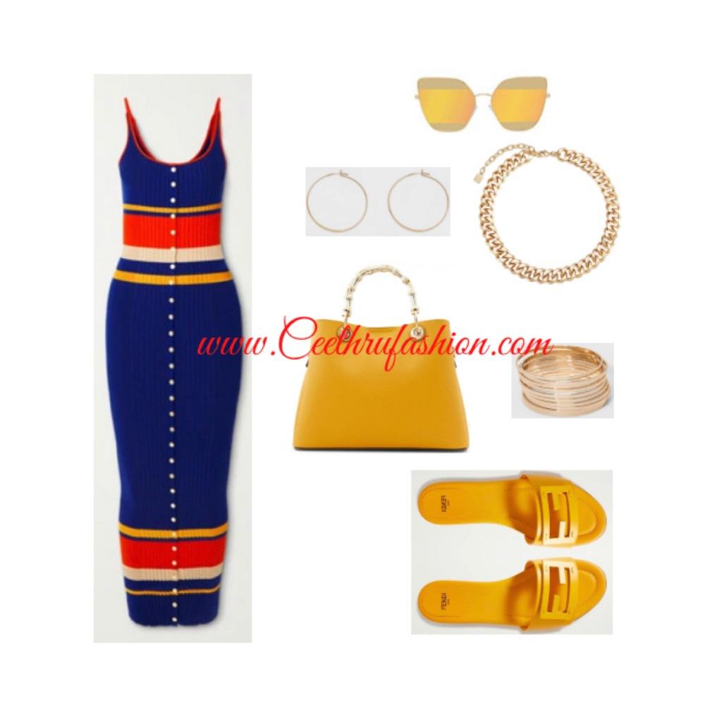 #summer #summerfashion #summerstyle #orlandofashionbloggers #brownfashionbloggers #floridafashionbloggers #fashion #lupus #jw #style #highlowfashion #statementjewelry #floridafashionbloggers #outfits #orlandoflorida #readytowear #virtualstyling #streetstyle #summeroutfit #summeraccessories #budget #ootd #liketk.it #statementearrings #onepiece #nordstrom #designerfashion #maxidress #dresses #pacorabanne #aldo_shoes #fendi #dannijo #target