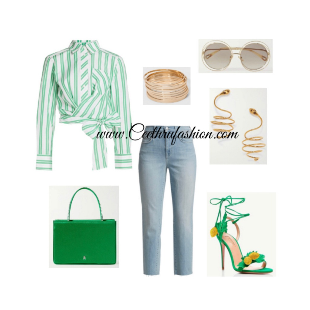 #summer #summerfashion #summerstyle #orlandofashionbloggers #brownfashionbloggers #floridafashionbloggers #fashion #lupus #jw #style #highlowfashion #statementjewelry #floridafashionbloggers #outfits #orlandoflorida #readytowear #virtualstyling #streetstyle #summeroutfit #summeraccessories #budget #ootd #liketk.it #statementearrings #greenwithenvy #croptop #designerfashion #statementearrings #pandemicwear #ganni #aminamuaddi #aquazzura #target #chloe