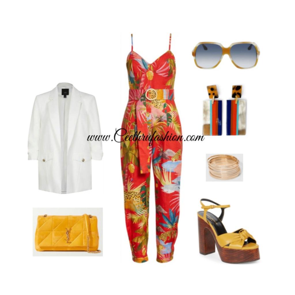#summer #summerfashion #summerstyle #orlandofashionbloggers #brownfashionbloggers #floridafashionbloggers #fashion #lupus #jw #style #highlowfashion #statementjewelry #floridafashionbloggers #outfits #orlandoflorida #readytowear #virtualstyling #streetstyle #summeroutfit #summeraccessories #budget #ootd #liketk.it #statementearrings #jumpsuit #onepiece #designerfashion #statementearrings #romper #playsuit #farmrio #saintlaurent #ysl #riverisland #victoriabeckham #sunshinetienda #target