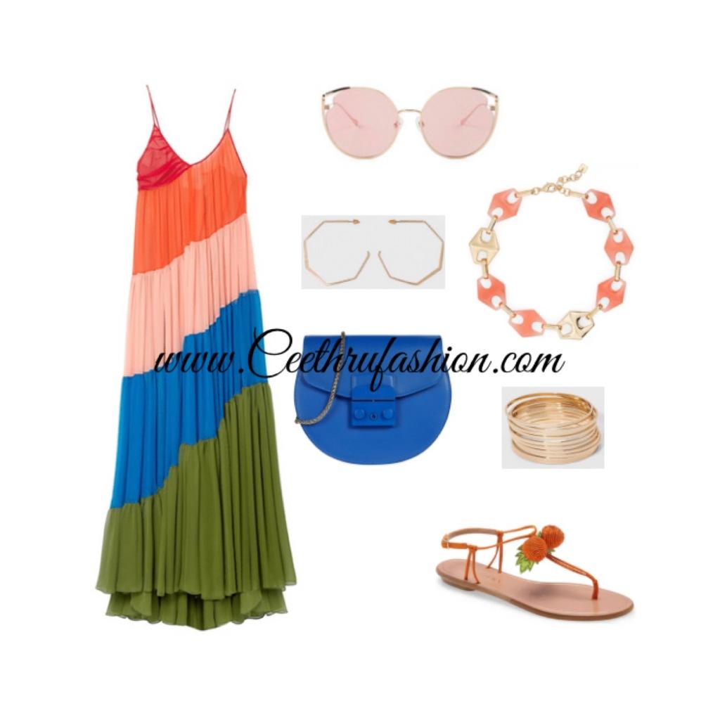 #summer #summerfashion #summerstyle #orlandofashionbloggers #brownfashionbloggers #floridafashionbloggers #fashion #lupus #jw #style #highlowfashion #statementjewelry #floridafashionbloggers #outfits #orlandoflorida #readytowear #virtualstyling #streetstyle #summeroutfit #summeraccessories #budget #ootd #liketk.it #statementearrings #dresses #designerfashion #maxidresses #flowydresses  #longdresses #carolinaherrera #aquazzura #furla #target #forartssake #openedit