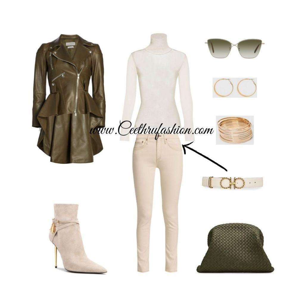 #fall #fallfashion #waybackwednesday #fallinspiration #orlandofashionblogger #blackfashionblogger #floridafashionblogger #fashion #lupus #jw #style #highlowfashion #leatherjackets #readytowear #virtualstyling #streetstyle #streetwear #fallaccessories #budget #ootd #liketk.it #peplum #booties #fallstyle  #alexandermcqueen #jonathansimkhai #target #targetstyle #bottegaveneta #ragandbone #oliverpeoples #salvatoreferragamo #tomford